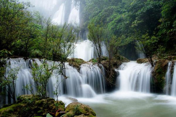 Lusu Falls